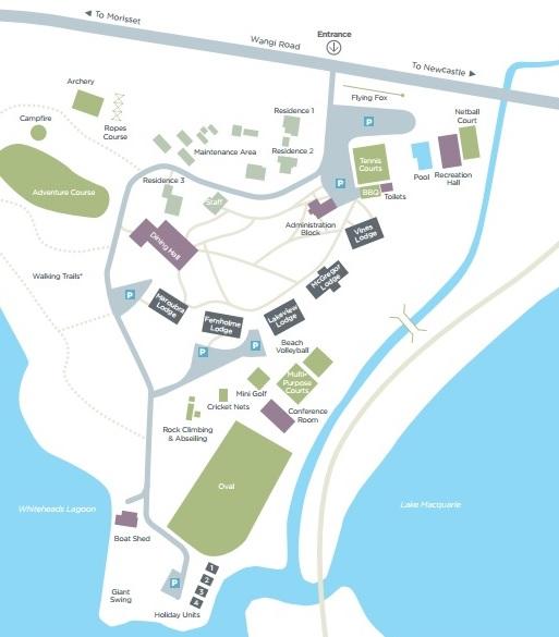 MYB map