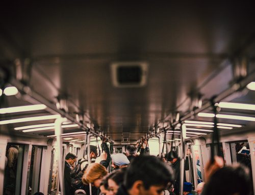 5 books that'll get you through your daily commute