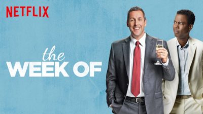 adam sandler the week of