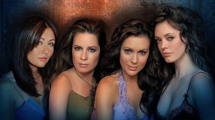 Charmed cast