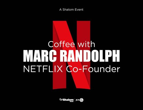 Netflix co-founder, Marc Randolph