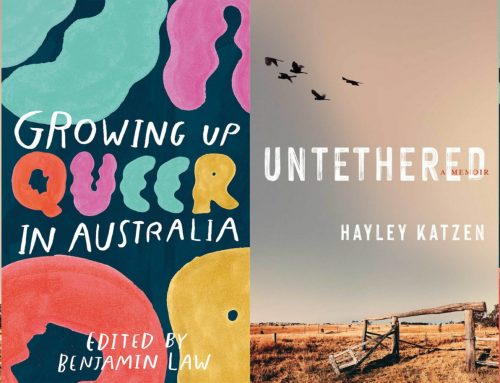Growing Up Queer – Benjamin Law in conversation with Roz Bellamy and Hayley Katzen