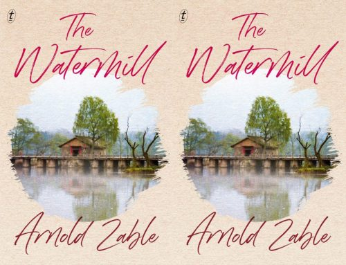 Author Arnold Zable in conversation with Nicole Abadee