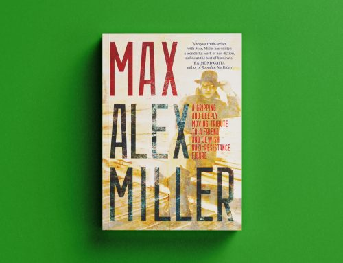 Alex Miller in conversation with Scott Whitmont