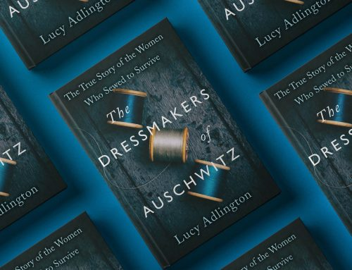The Dressmakers of Auschwitz with Lucy Adlington